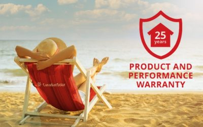 Canadian Solar extends product warranty to 25 years!